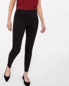 Jacquard Novelty Leggings