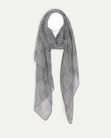 Multi Print Oblong Scarf