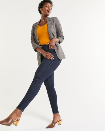 Super High Rise Skinny Jeans The Curvy