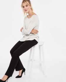 The Petite Modern Stretch Bootcut Pants