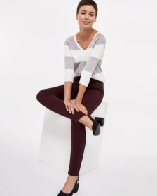 The Skinny Coloured Sculpting Jeans