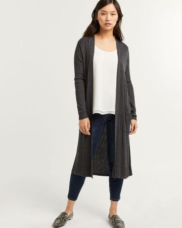 Duster Cardigan with Pockets