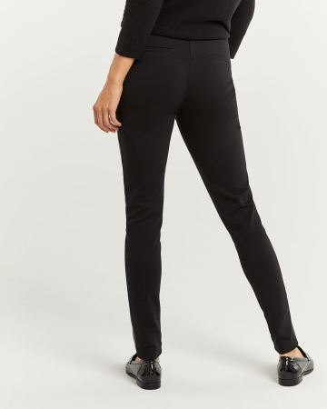 Faux Leather Leggings - Tall