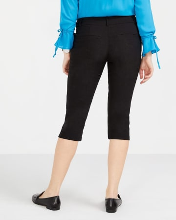 The Petite Iconic Capris