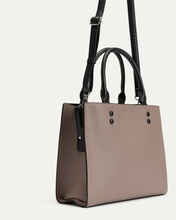 2-Tone Ladylike Bag