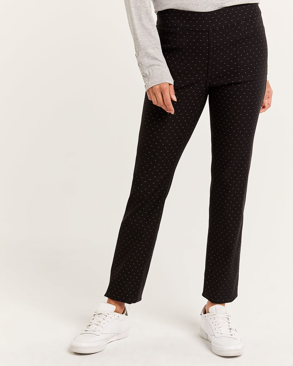 The Iconic Reversible Slim Leg Pull On Pants - Petite