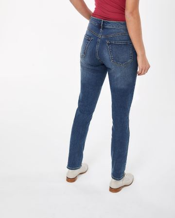 The Insider Rip Medium Wash Skinny Jeans
