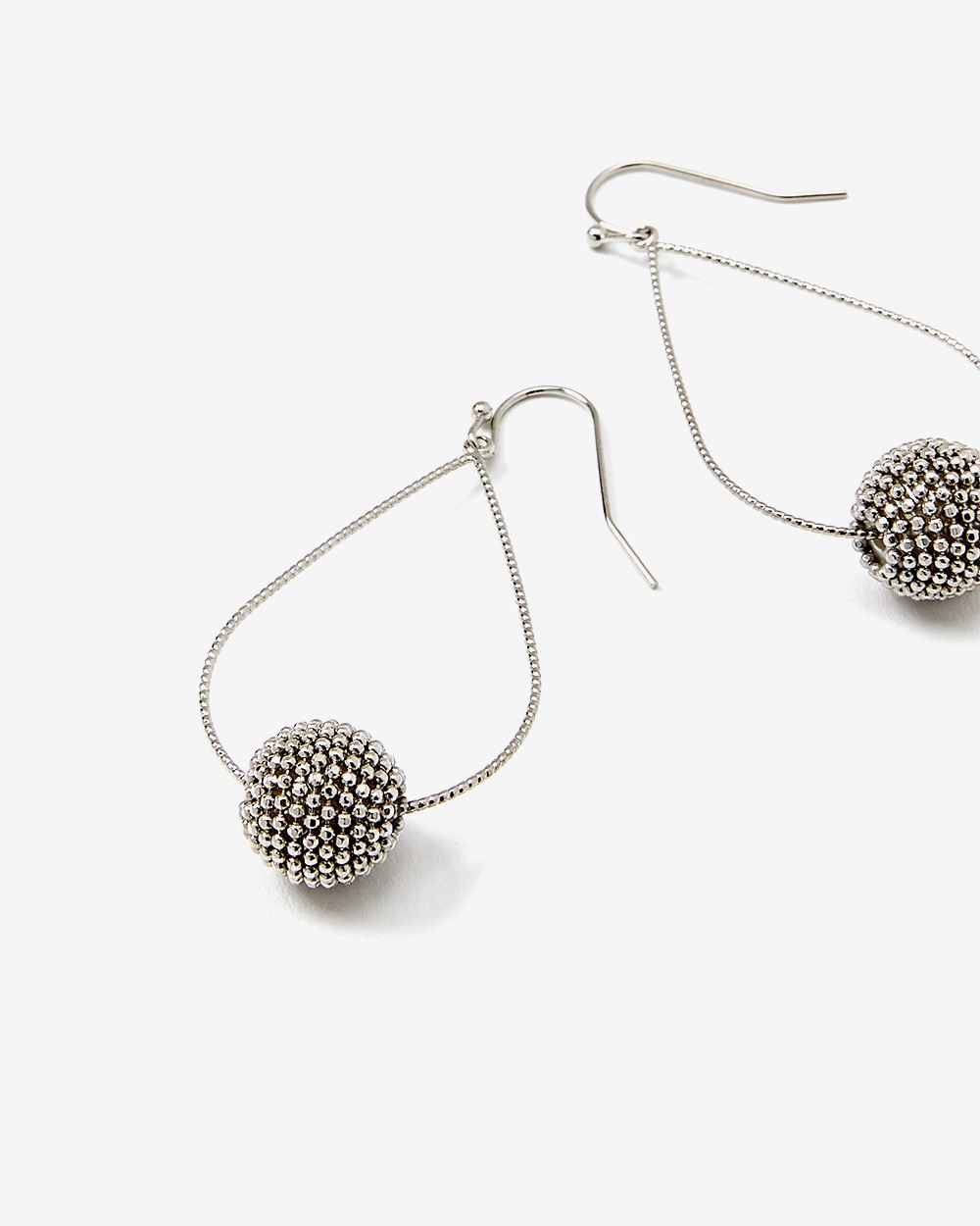 Ball Pendant Earrings