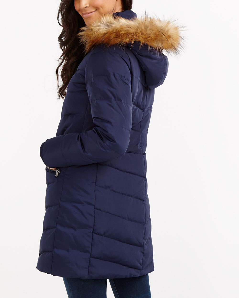 75836cd30 Removable Hood Down Winter Coat