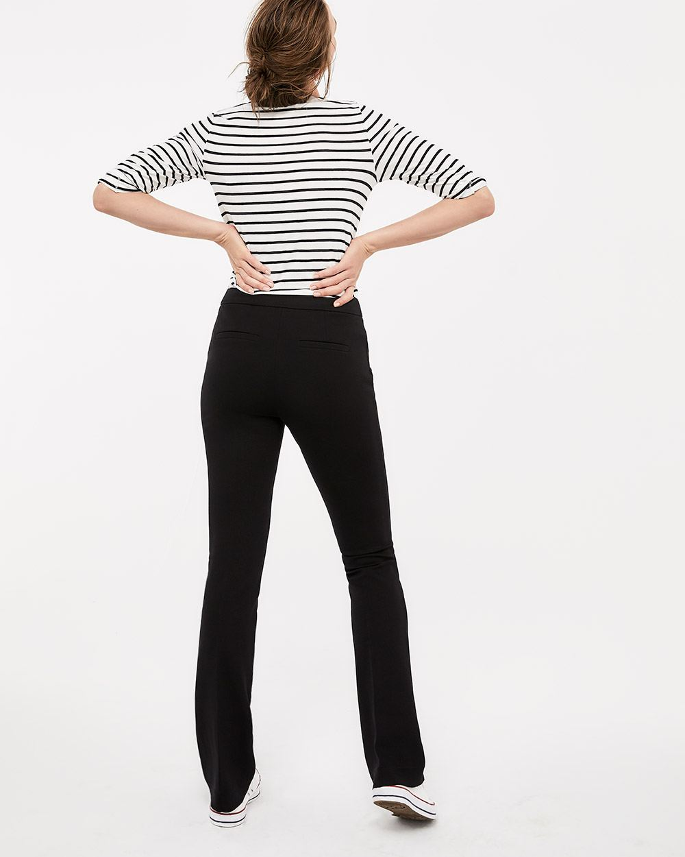 The Modern Stretch Bootcut Pants