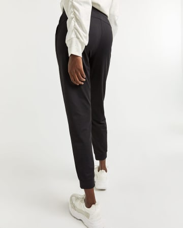 Hyba Ultra Soft Black Jogger Pants