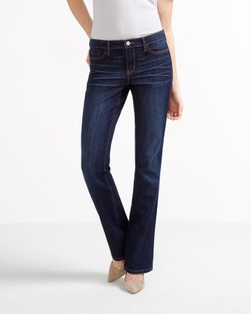 The Tall Insider Boot Cut Jeans