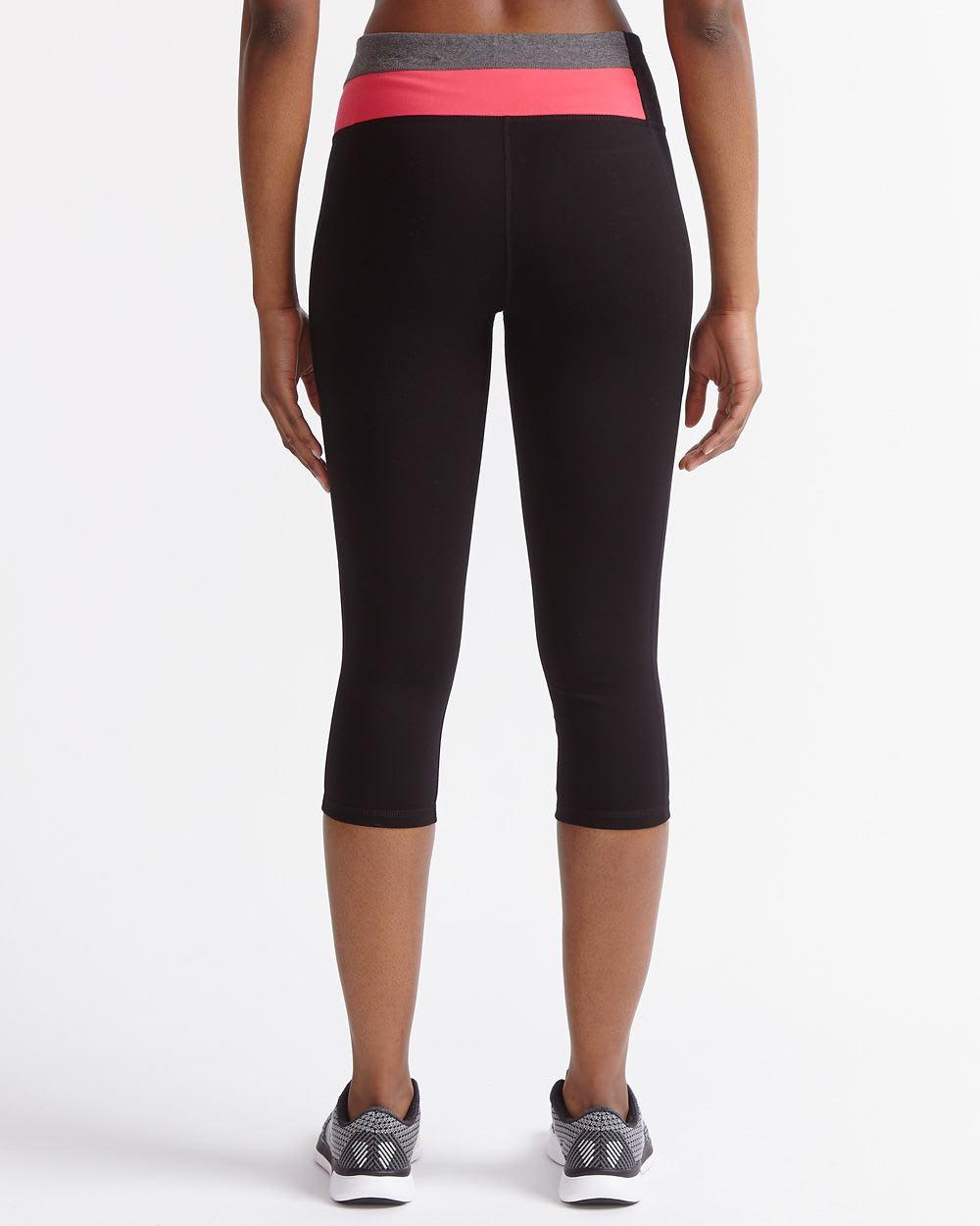 Hyba Yoga Capri Legging