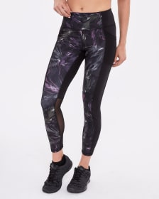 Hyba Levity Printed Mesh Legging