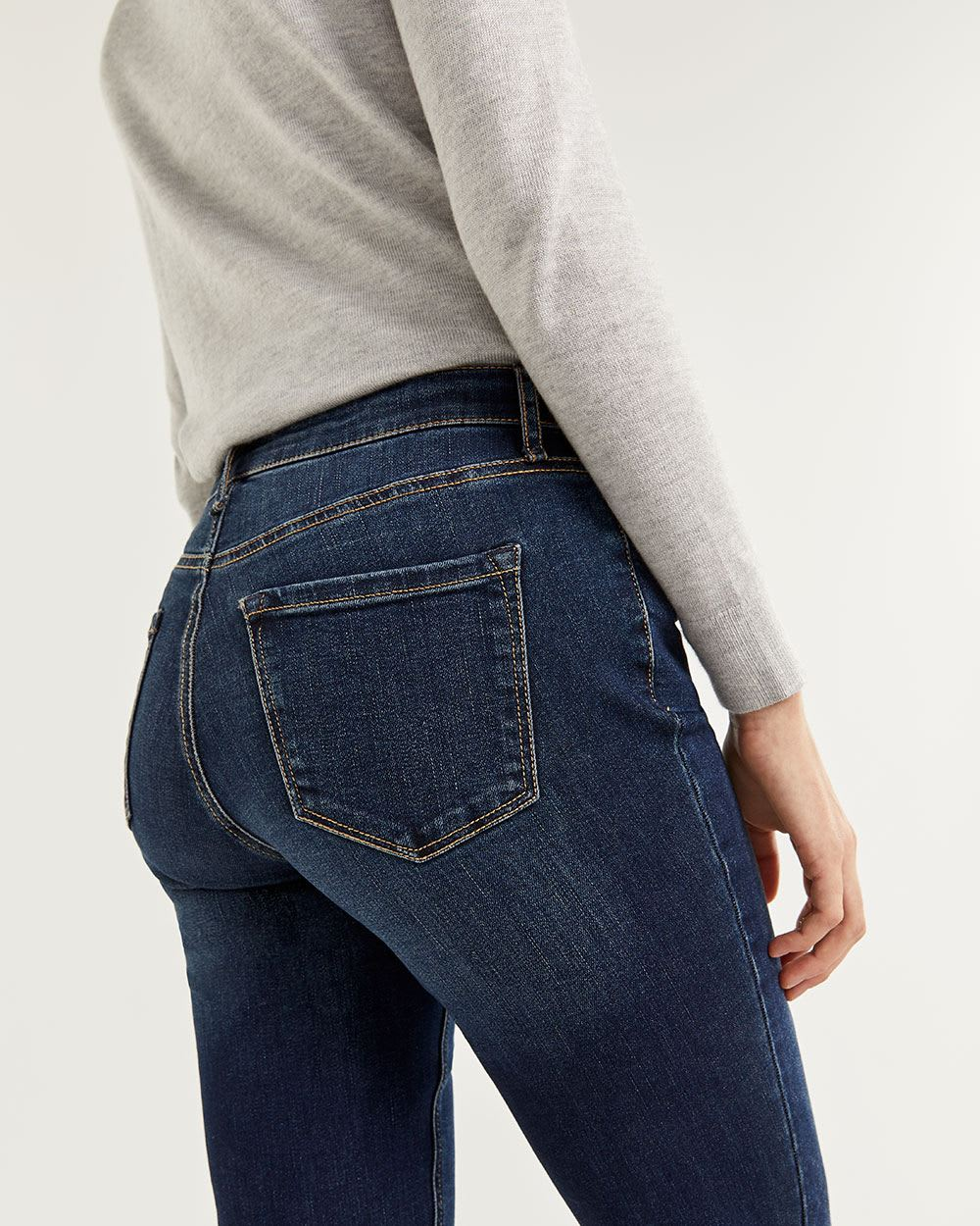 The Insider Straight Jeans