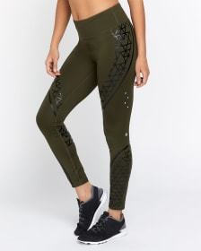 Legging de compression imprimé Hyba