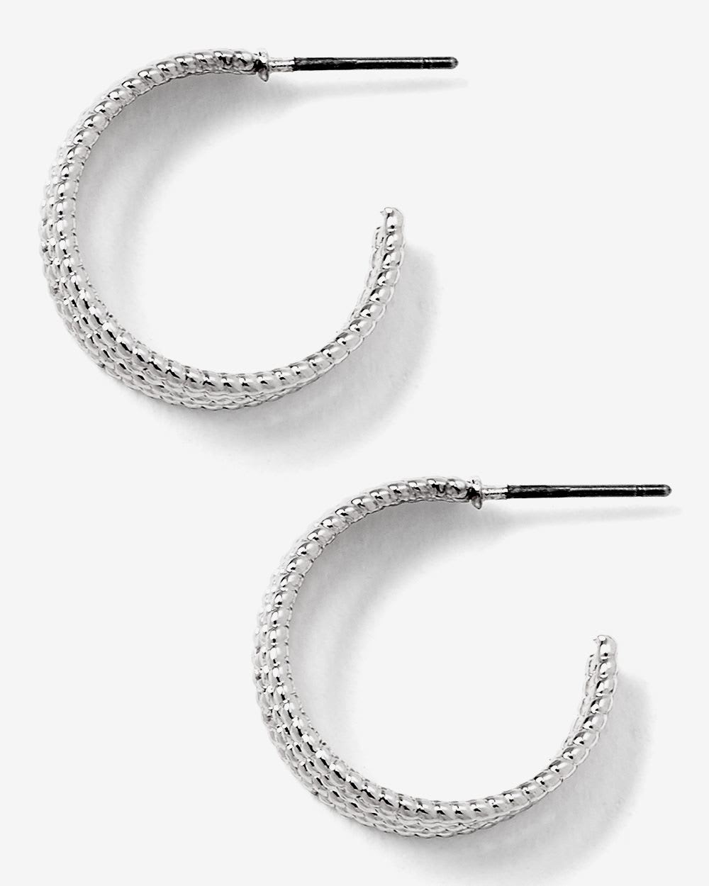 4-Layer Hoop Earrings