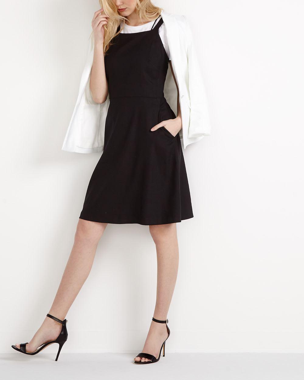 819c679e91 Willow   Thread Sleeveless Linen Dress