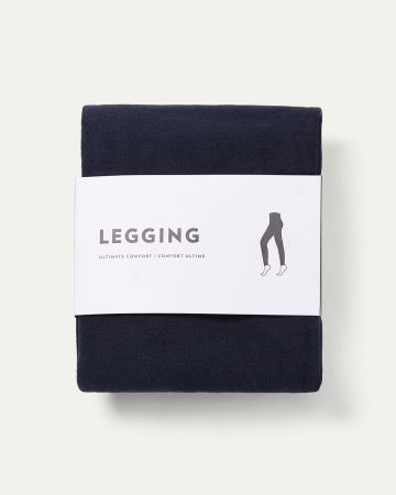 Cotton-Blend Leggings
