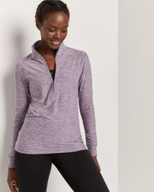 Hyba Half Zip Ultra Soft Sweater