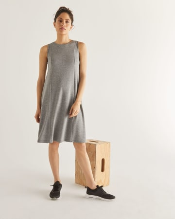 Hyba French Terry Swing Dress