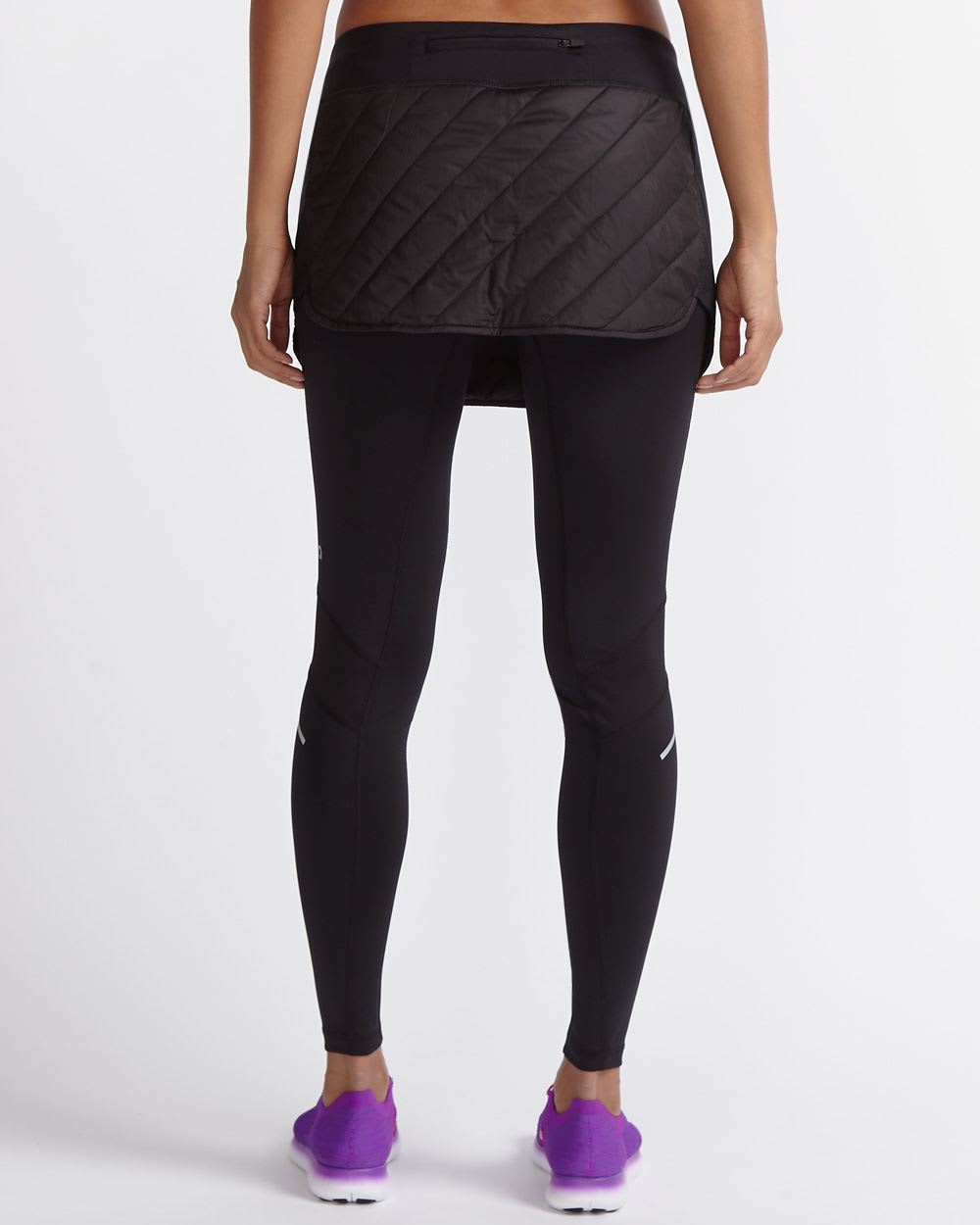 b1ad100206 Hyba Legging With Quilted Skirt