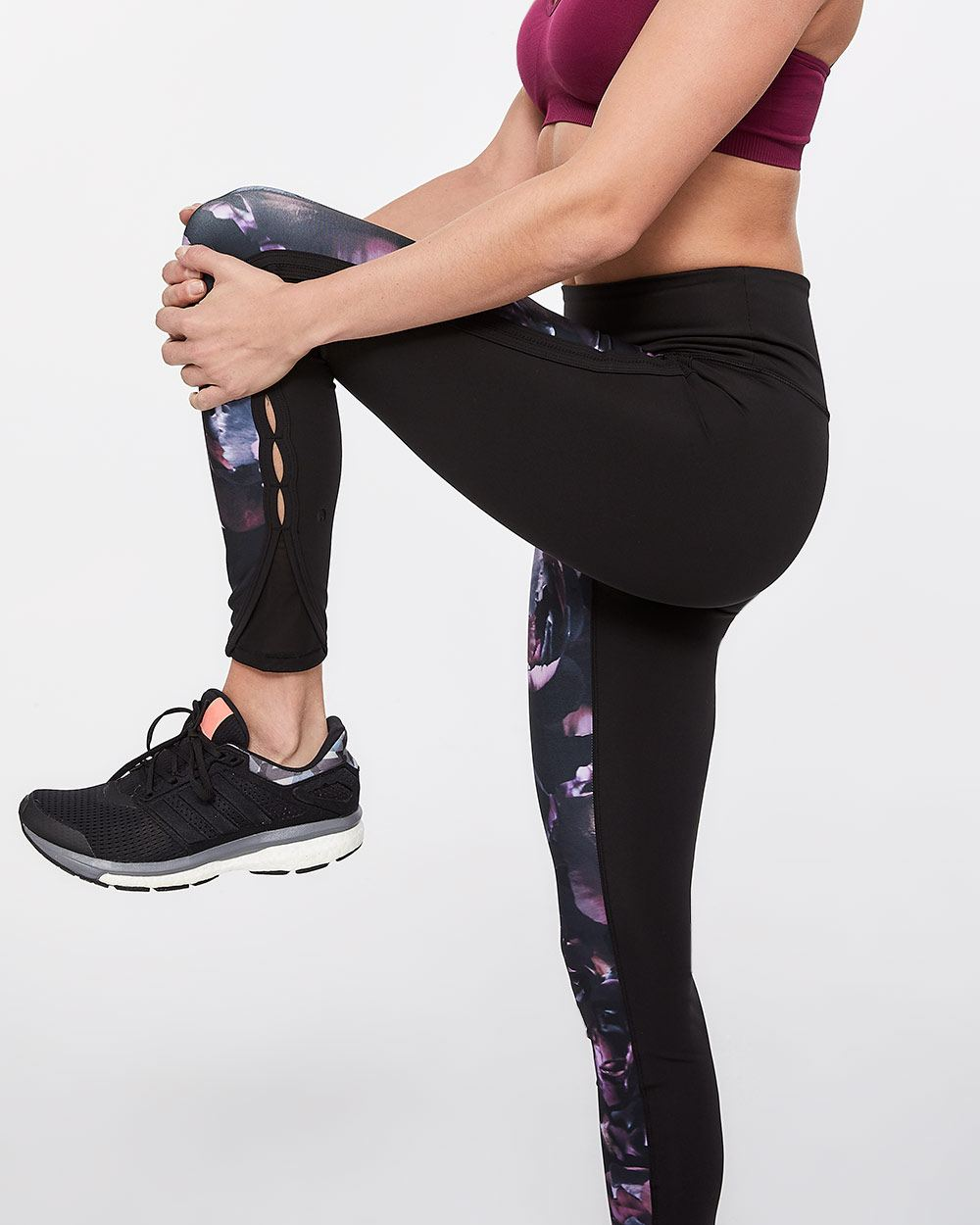 Hyba Printed Leggings