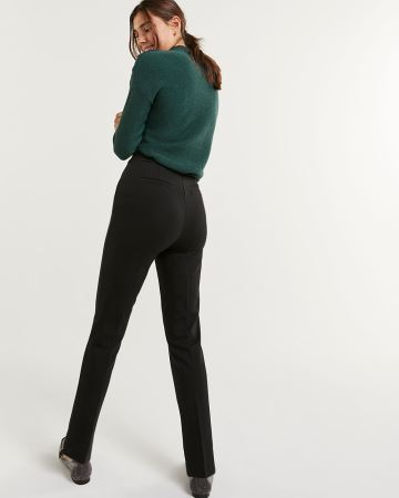 Straight Pants The Modern Stretch
