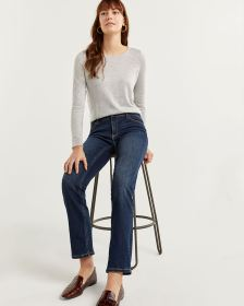 The Tall Insider Dark Wash Straight Leg Jeans
