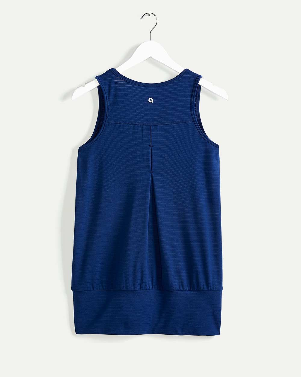 Sleeveless Tank with Wide Band Hyba