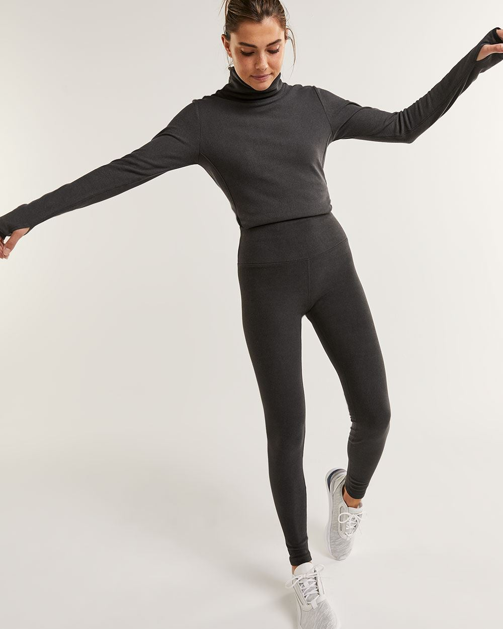 Polar Fleece Leggings Hyba
