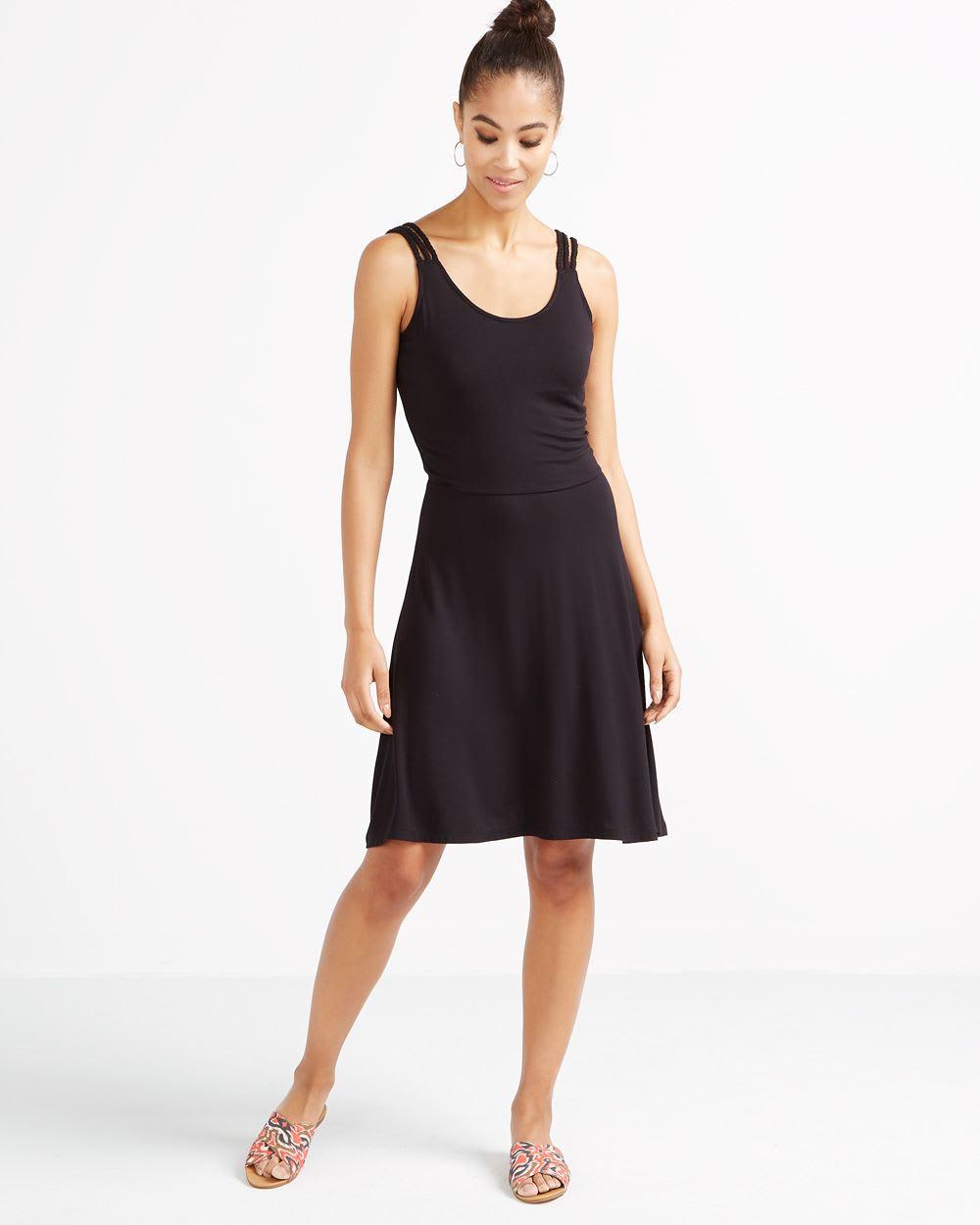 robe d 39 t trois bretelles femmes reitmans. Black Bedroom Furniture Sets. Home Design Ideas