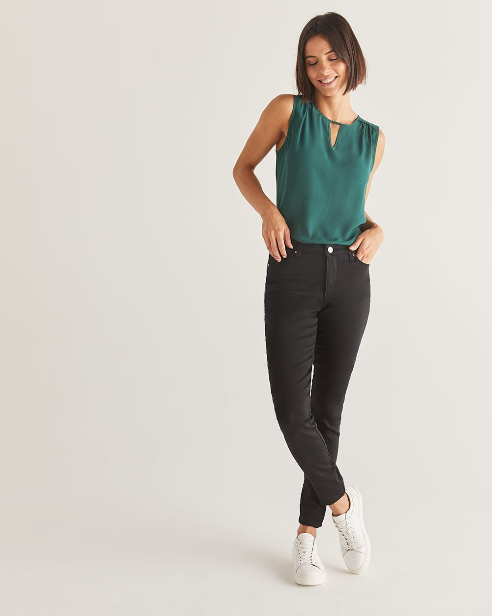 Black Skinny Jeans The Sculpting - Tall