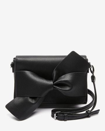 Cross-Body Bag with Bow