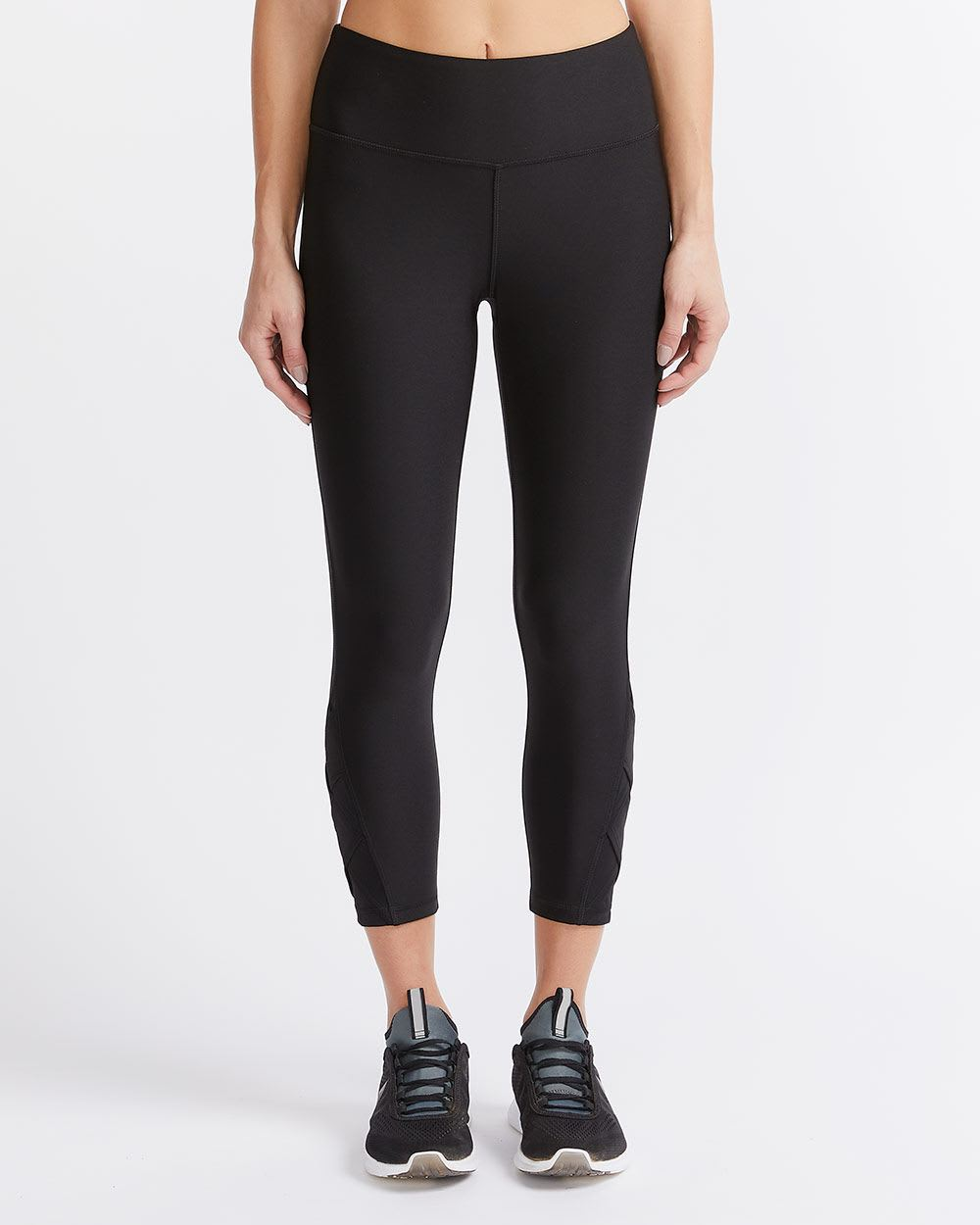 Hyba Lattice Cropped Legging