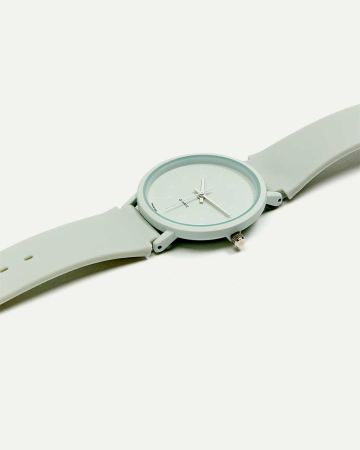 Tonal Silicone Watch
