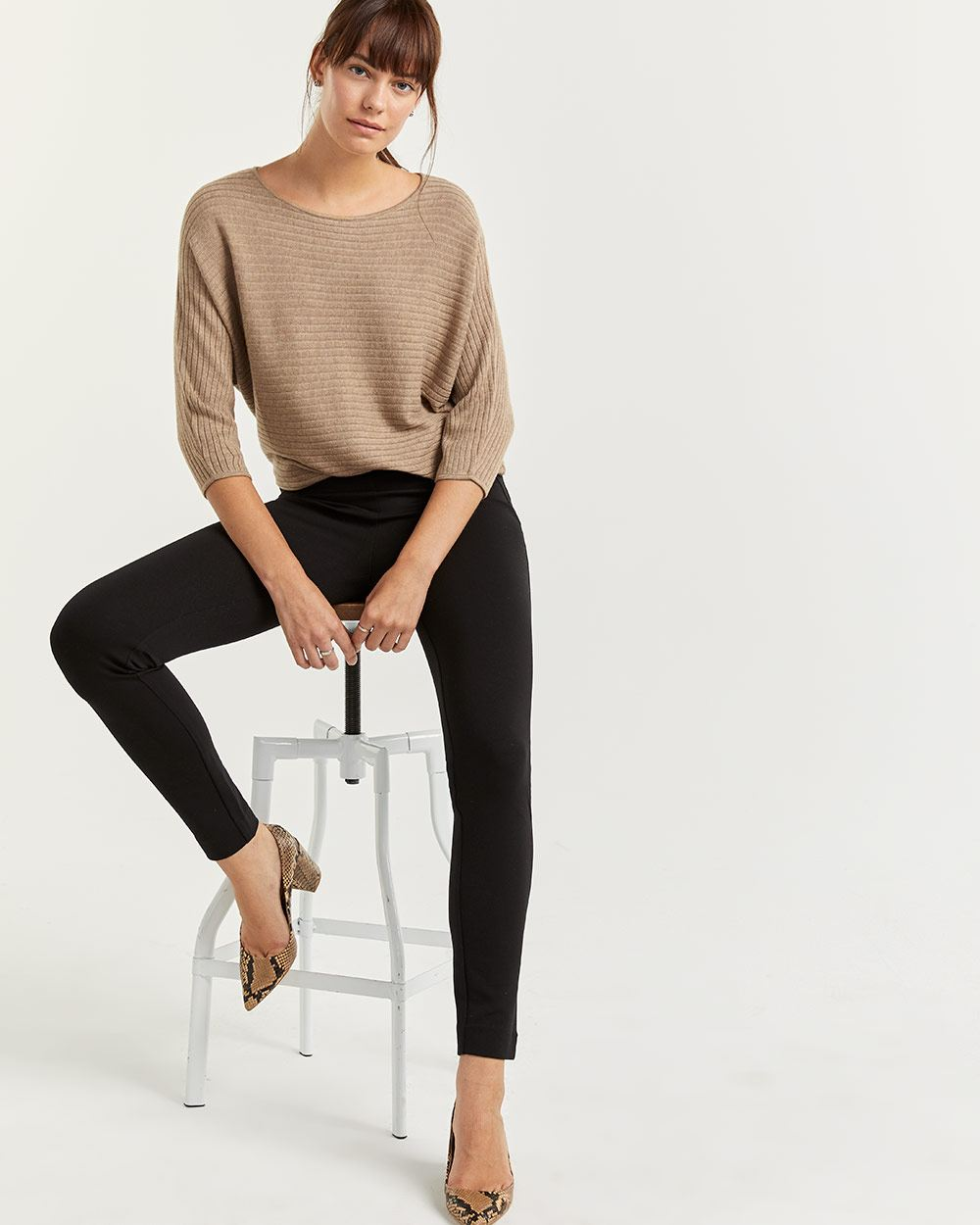 Legging noir Le Stretch Moderne