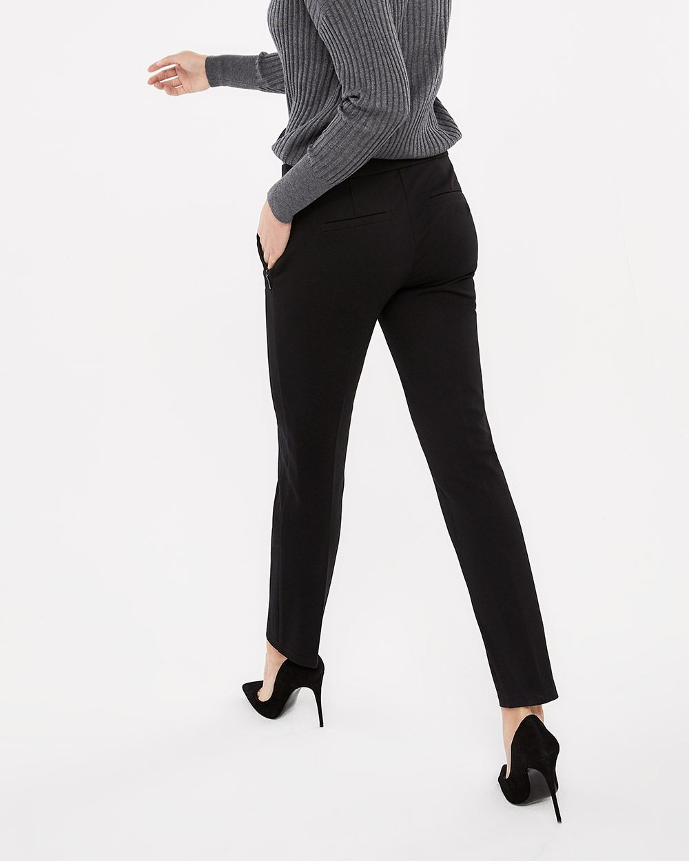 The Modern Stretch Straight Leg Pants
