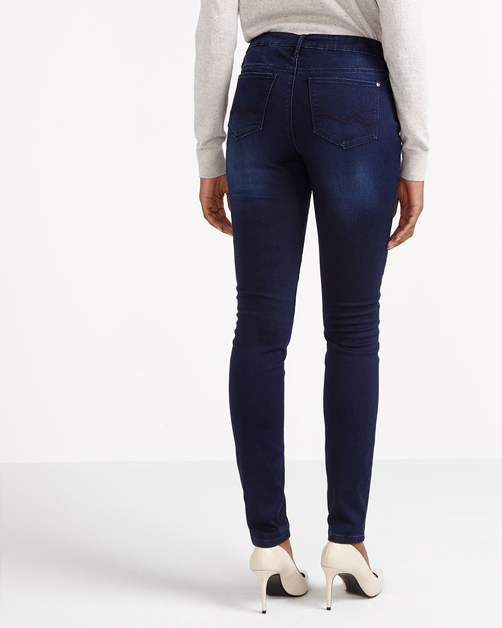 e19ffd0d3e7e The Tall Signature Soft Skinny Jeans | Tall | Reitmans