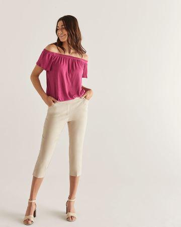 d876ead456f462 Women's Capris & Cropped Dress Pants & Trousers | Reitmans Canada