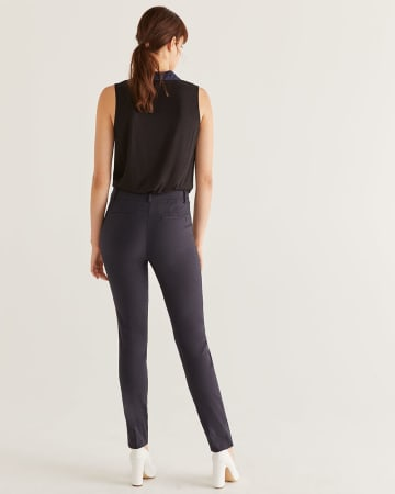 The Iconic Straight Pull On Pants - Tall