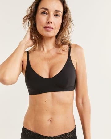 Unlined Wireless Bra
