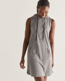 Hyba Ultra Soft Hooded Dress