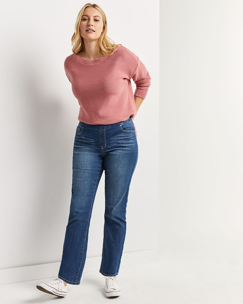 The Original Comfort Straight Leg Jeans