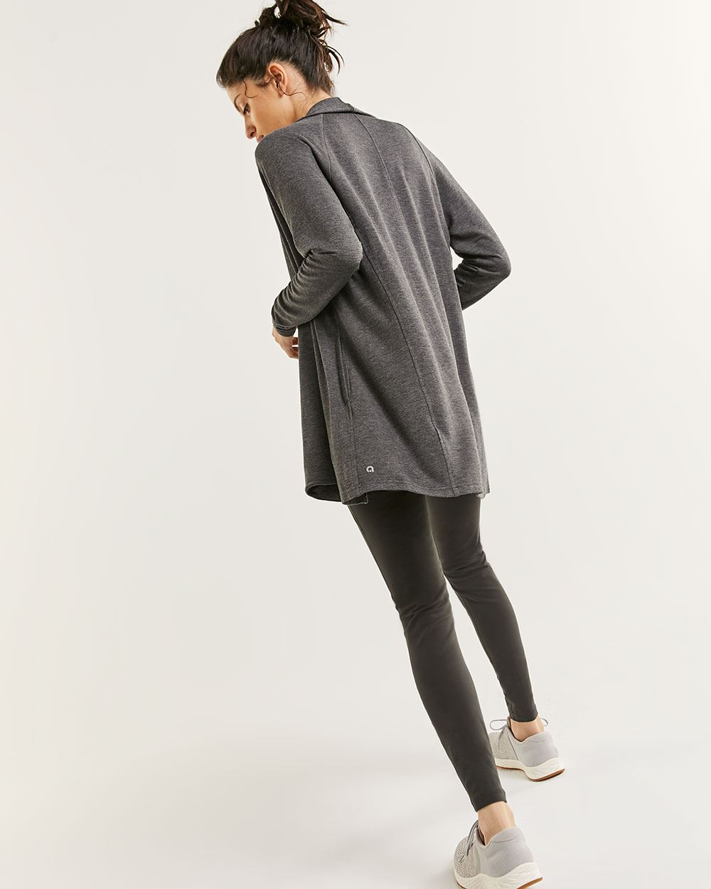 Long Sleeve Cardigan with Pockets Hyba