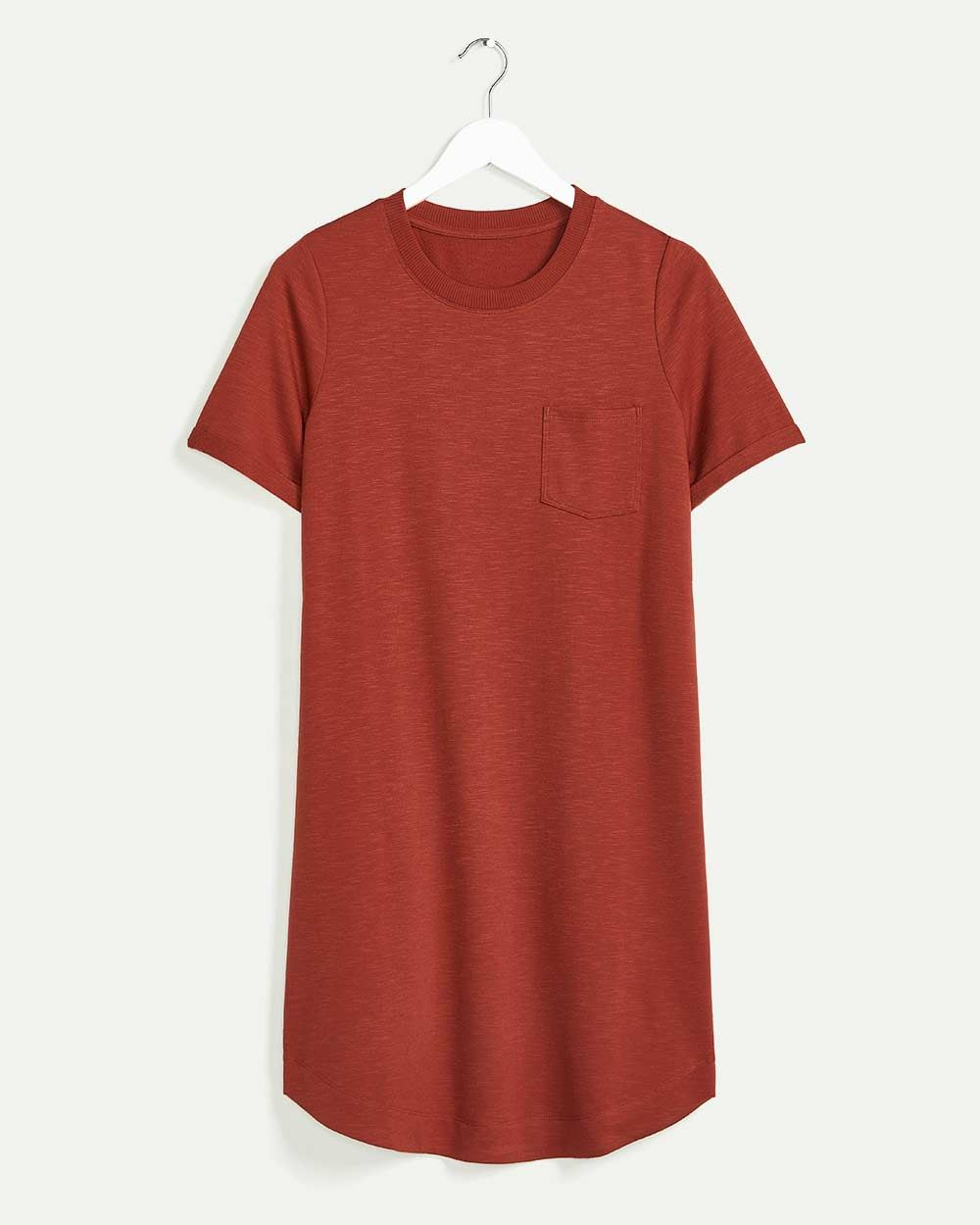 Short Sleeve T-Shirt Dress Hyba