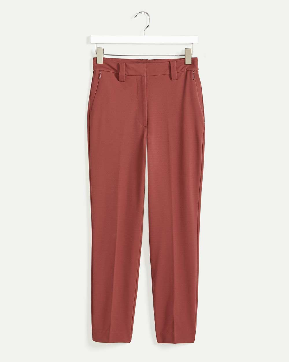 Super High Rise Ankle Pants The Curvy - Petite
