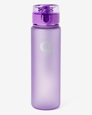 Hyba Push Button Water Bottle