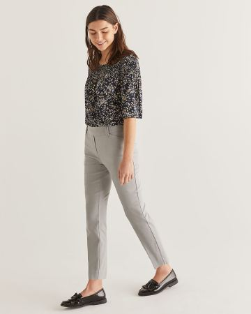 The Iconic Pull On Ankle Pants - Petite