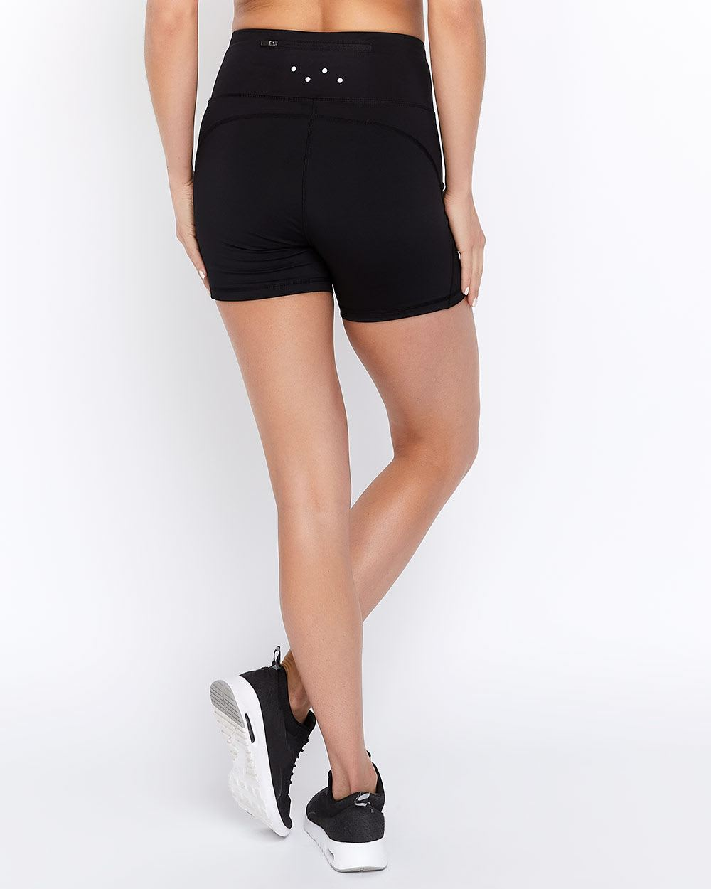 Hyba Solid Running Shorts